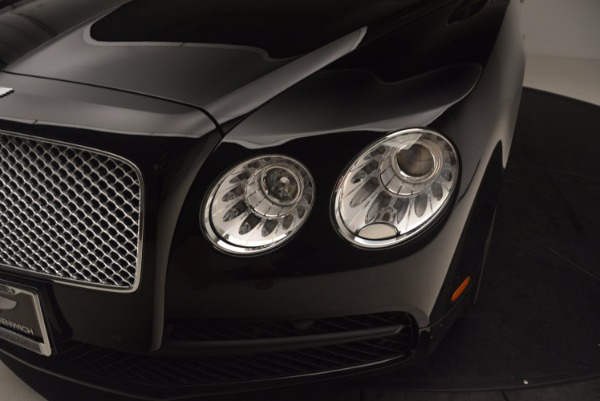Used 2015 Bentley Flying Spur V8 for sale Sold at Aston Martin of Greenwich in Greenwich CT 06830 14