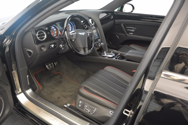 Used 2015 Bentley Flying Spur V8 for sale Sold at Aston Martin of Greenwich in Greenwich CT 06830 22
