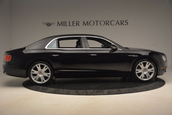 Used 2015 Bentley Flying Spur V8 for sale Sold at Aston Martin of Greenwich in Greenwich CT 06830 9