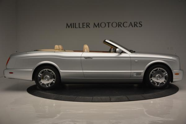 Used 2008 Bentley Azure for sale Sold at Aston Martin of Greenwich in Greenwich CT 06830 10