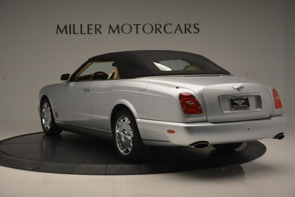 Used 2008 Bentley Azure for sale Sold at Aston Martin of Greenwich in Greenwich CT 06830 21