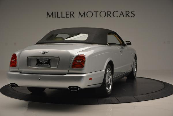 Used 2008 Bentley Azure for sale Sold at Aston Martin of Greenwich in Greenwich CT 06830 23