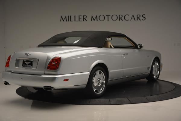 Used 2008 Bentley Azure for sale Sold at Aston Martin of Greenwich in Greenwich CT 06830 24