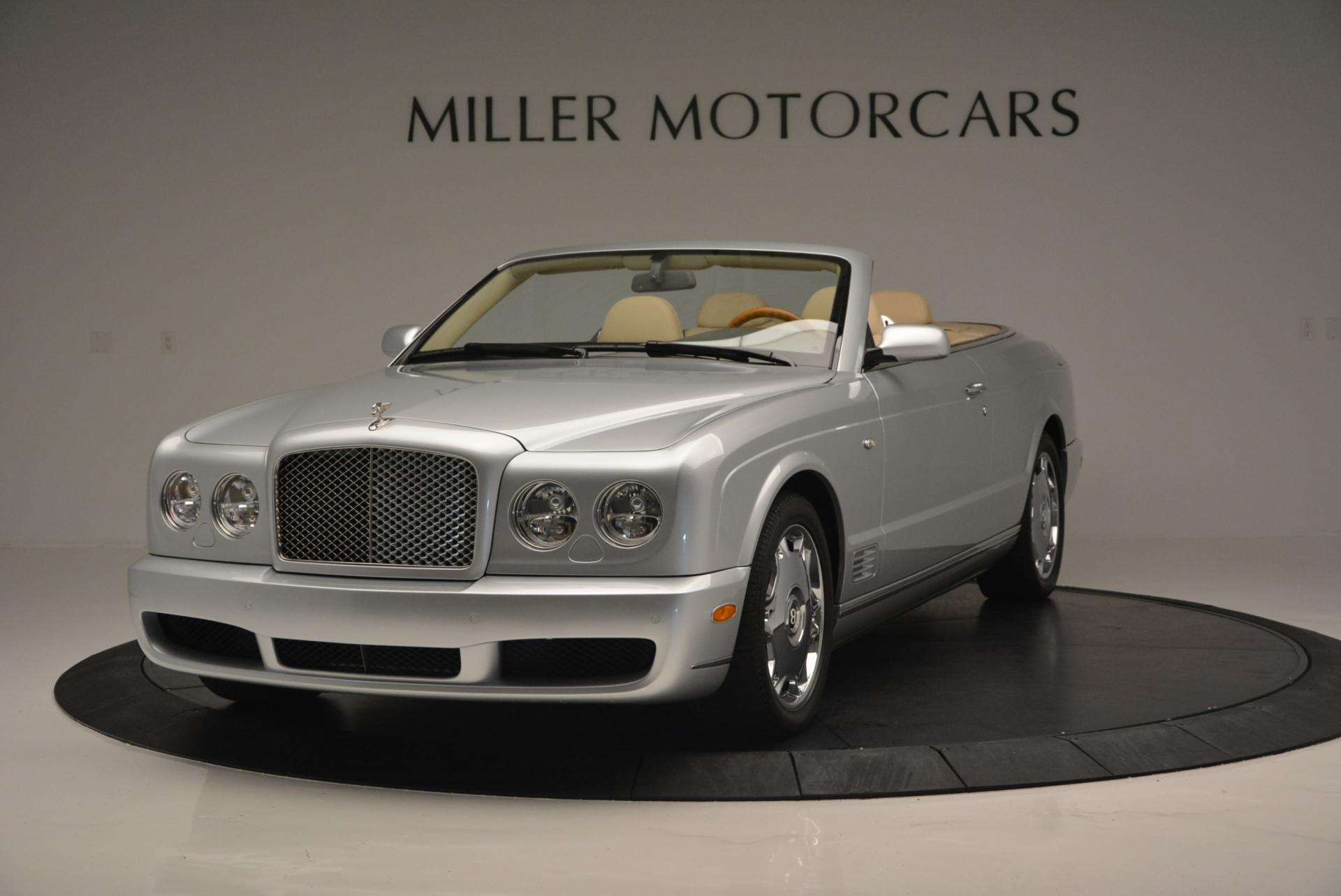 Used 2008 Bentley Azure for sale Sold at Aston Martin of Greenwich in Greenwich CT 06830 1