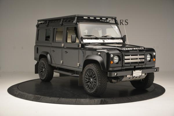 Used 1985 LAND ROVER Defender 110 for sale Sold at Aston Martin of Greenwich in Greenwich CT 06830 10