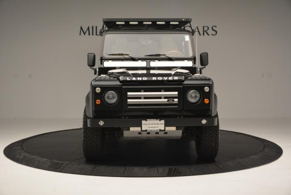 Used 1985 LAND ROVER Defender 110 for sale Sold at Aston Martin of Greenwich in Greenwich CT 06830 11