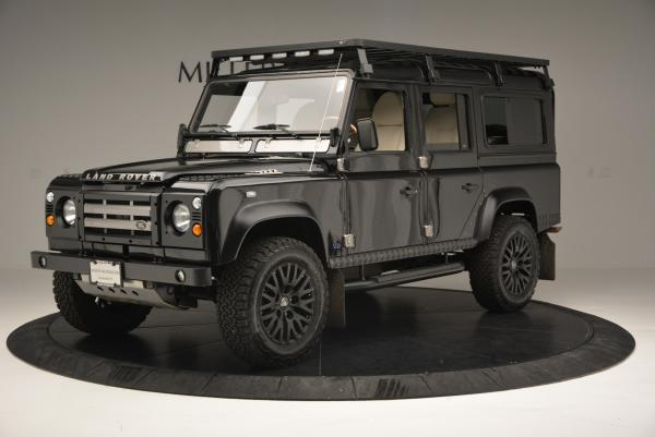Used 1985 LAND ROVER Defender 110 for sale Sold at Aston Martin of Greenwich in Greenwich CT 06830 2