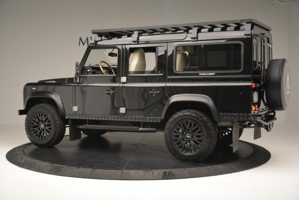 Used 1985 LAND ROVER Defender 110 for sale Sold at Aston Martin of Greenwich in Greenwich CT 06830 3
