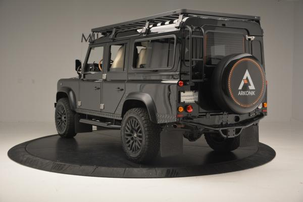 Used 1985 LAND ROVER Defender 110 for sale Sold at Aston Martin of Greenwich in Greenwich CT 06830 4
