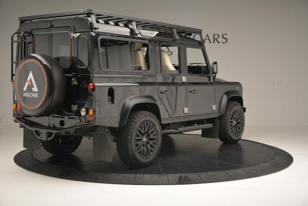 Used 1985 LAND ROVER Defender 110 for sale Sold at Aston Martin of Greenwich in Greenwich CT 06830 7