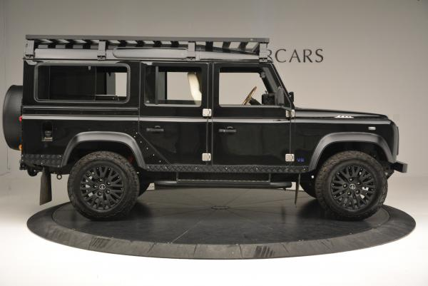 Used 1985 LAND ROVER Defender 110 for sale Sold at Aston Martin of Greenwich in Greenwich CT 06830 8