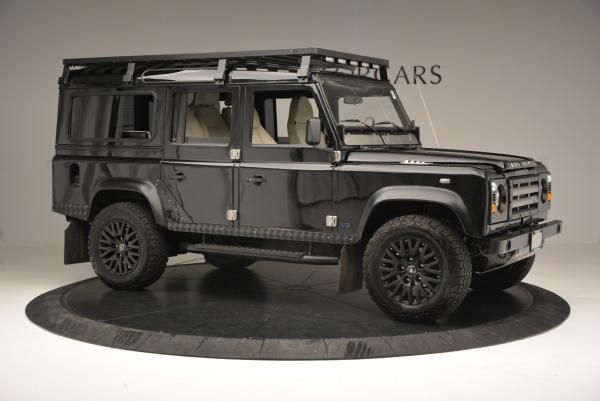 Used 1985 LAND ROVER Defender 110 for sale Sold at Aston Martin of Greenwich in Greenwich CT 06830 9