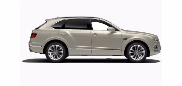 Used 2017 Bentley Bentayga W12 for sale Sold at Aston Martin of Greenwich in Greenwich CT 06830 3