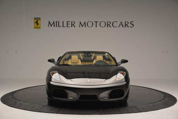 Used 2005 Ferrari F430 Spider F1 for sale Sold at Aston Martin of Greenwich in Greenwich CT 06830 12