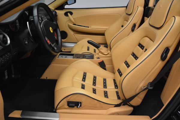 Used 2005 Ferrari F430 Spider F1 for sale Sold at Aston Martin of Greenwich in Greenwich CT 06830 26