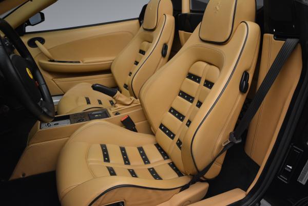Used 2005 Ferrari F430 Spider F1 for sale Sold at Aston Martin of Greenwich in Greenwich CT 06830 27