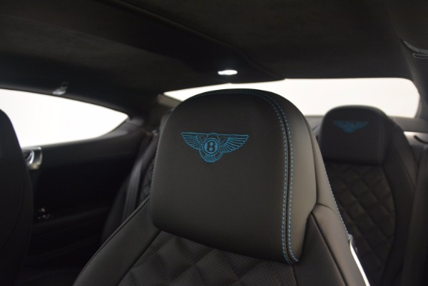 Used 2016 Bentley Continental GT V8 S for sale Sold at Aston Martin of Greenwich in Greenwich CT 06830 27