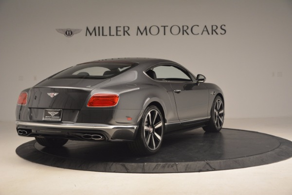 Used 2016 Bentley Continental GT V8 S for sale Sold at Aston Martin of Greenwich in Greenwich CT 06830 7