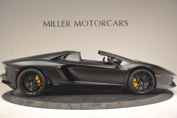Used 2015 Lamborghini Aventador LP 700-4 for sale Sold at Aston Martin of Greenwich in Greenwich CT 06830 10