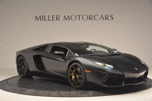 Used 2015 Lamborghini Aventador LP 700-4 for sale Sold at Aston Martin of Greenwich in Greenwich CT 06830 11