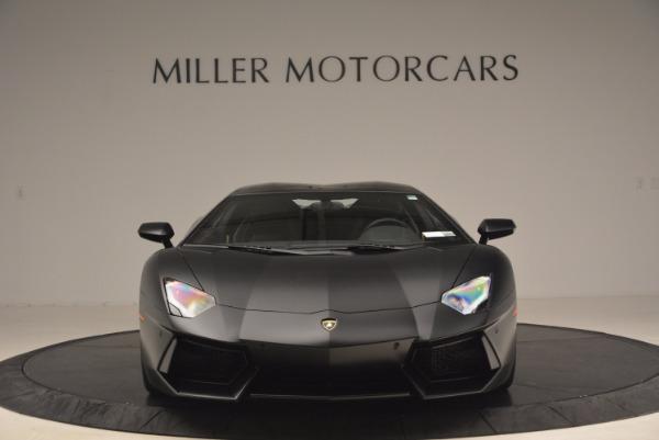 Used 2015 Lamborghini Aventador LP 700-4 for sale Sold at Aston Martin of Greenwich in Greenwich CT 06830 14
