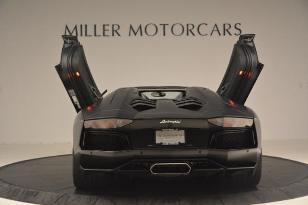 Used 2015 Lamborghini Aventador LP 700-4 for sale Sold at Aston Martin of Greenwich in Greenwich CT 06830 15