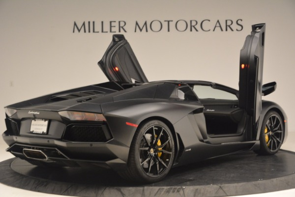 Used 2015 Lamborghini Aventador LP 700-4 for sale Sold at Aston Martin of Greenwich in Greenwich CT 06830 16