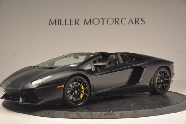 Used 2015 Lamborghini Aventador LP 700-4 for sale Sold at Aston Martin of Greenwich in Greenwich CT 06830 2