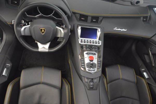 Used 2015 Lamborghini Aventador LP 700-4 for sale Sold at Aston Martin of Greenwich in Greenwich CT 06830 25