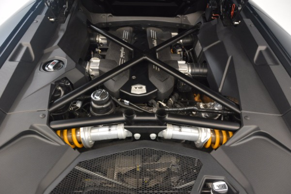 Used 2015 Lamborghini Aventador LP 700-4 for sale Sold at Aston Martin of Greenwich in Greenwich CT 06830 26