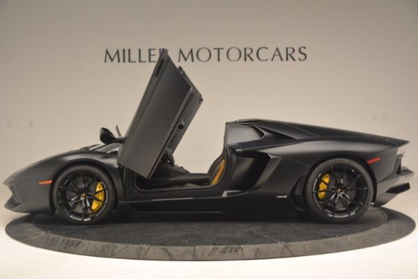 Used 2015 Lamborghini Aventador LP 700-4 for sale Sold at Aston Martin of Greenwich in Greenwich CT 06830 3
