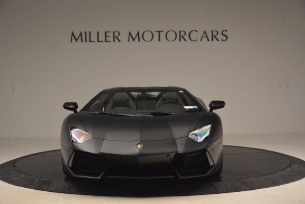 Used 2015 Lamborghini Aventador LP 700-4 for sale Sold at Aston Martin of Greenwich in Greenwich CT 06830 6