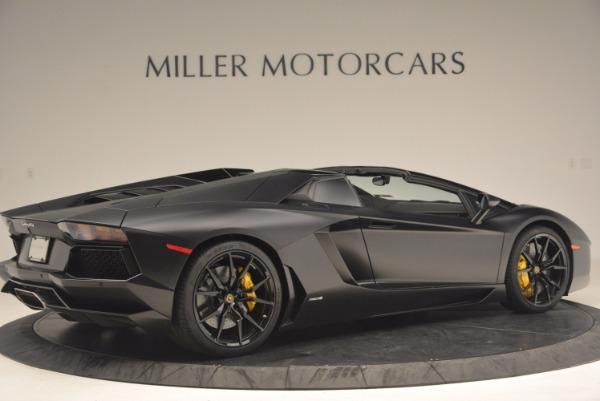 Used 2015 Lamborghini Aventador LP 700-4 for sale Sold at Aston Martin of Greenwich in Greenwich CT 06830 9