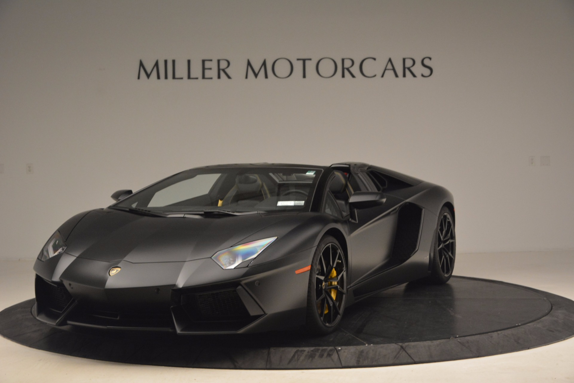 Used 2015 Lamborghini Aventador LP 700-4 for sale Sold at Aston Martin of Greenwich in Greenwich CT 06830 1