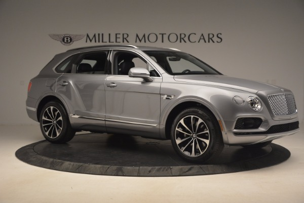 New 2018 Bentley Bentayga Onyx for sale Sold at Aston Martin of Greenwich in Greenwich CT 06830 10