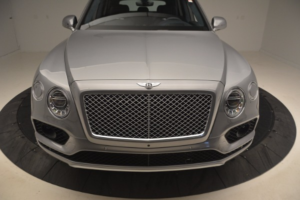 New 2018 Bentley Bentayga Onyx for sale Sold at Aston Martin of Greenwich in Greenwich CT 06830 14
