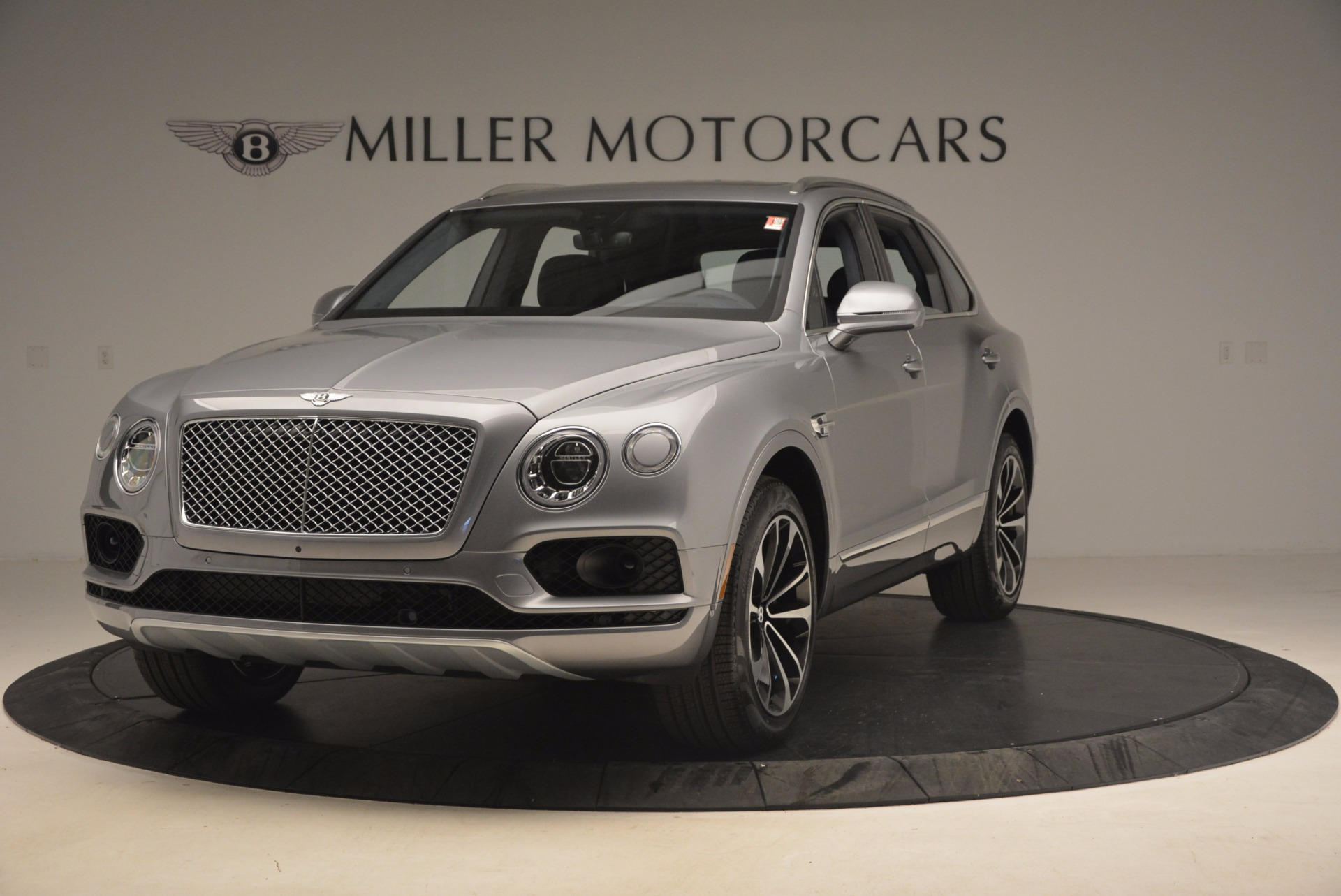 New 2018 Bentley Bentayga Onyx for sale Sold at Aston Martin of Greenwich in Greenwich CT 06830 1