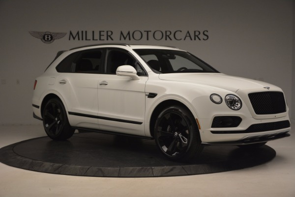 New 2018 Bentley Bentayga Black Edition for sale Sold at Aston Martin of Greenwich in Greenwich CT 06830 10