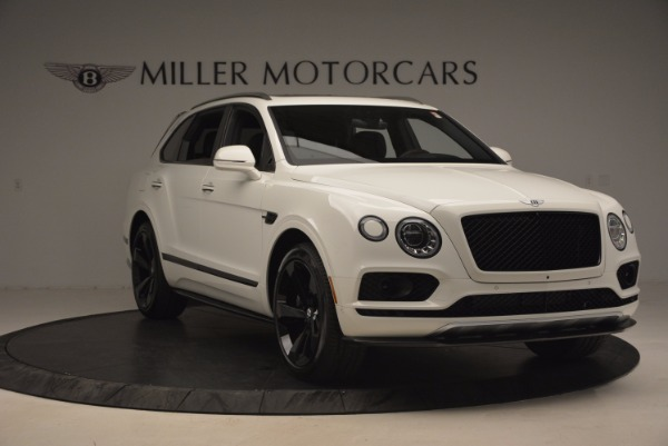 New 2018 Bentley Bentayga Black Edition for sale Sold at Aston Martin of Greenwich in Greenwich CT 06830 11
