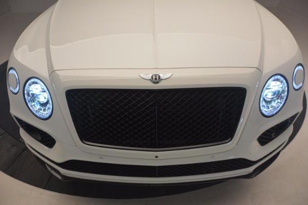 New 2018 Bentley Bentayga Black Edition for sale Sold at Aston Martin of Greenwich in Greenwich CT 06830 14
