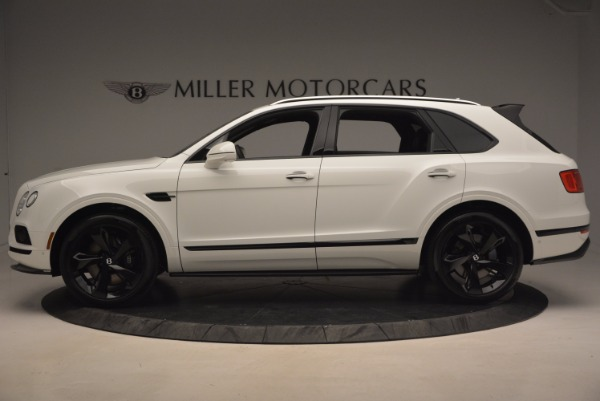 New 2018 Bentley Bentayga Black Edition for sale Sold at Aston Martin of Greenwich in Greenwich CT 06830 3
