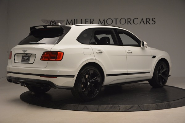 New 2018 Bentley Bentayga Black Edition for sale Sold at Aston Martin of Greenwich in Greenwich CT 06830 8