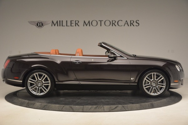 Used 2010 Bentley Continental GT Series 51 for sale Sold at Aston Martin of Greenwich in Greenwich CT 06830 9
