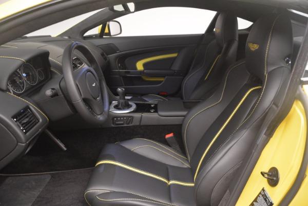 New 2017 Aston Martin V12 Vantage S for sale Sold at Aston Martin of Greenwich in Greenwich CT 06830 12