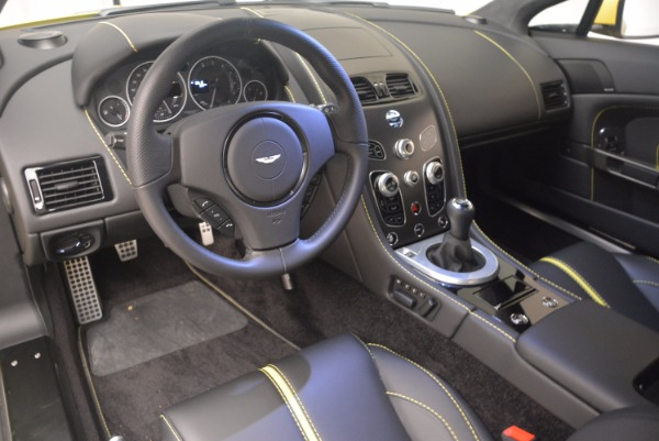 New 2017 Aston Martin V12 Vantage S for sale Sold at Aston Martin of Greenwich in Greenwich CT 06830 13