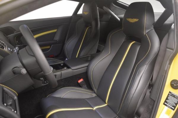 New 2017 Aston Martin V12 Vantage S for sale Sold at Aston Martin of Greenwich in Greenwich CT 06830 14