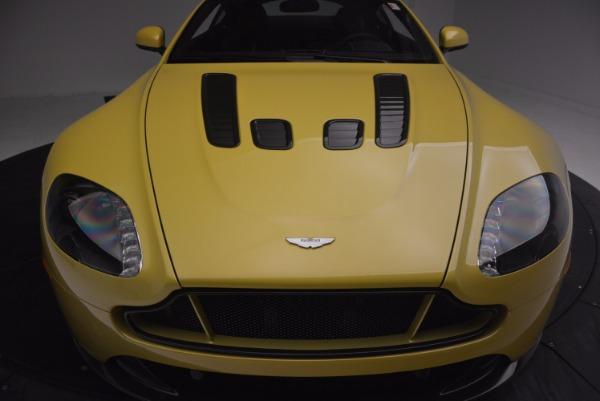 New 2017 Aston Martin V12 Vantage S for sale Sold at Aston Martin of Greenwich in Greenwich CT 06830 19
