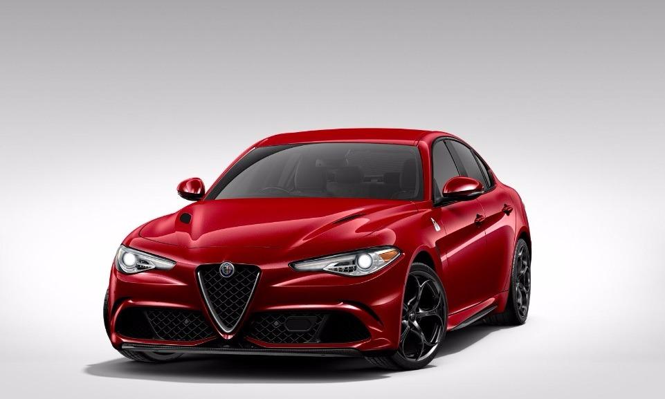 New 2017 Alfa Romeo Giulia Quadrifoglio Quadrifoglio for sale Sold at Aston Martin of Greenwich in Greenwich CT 06830 1