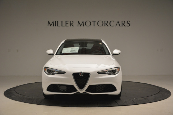 New 2017 Alfa Romeo Giulia Ti Q4 for sale Sold at Aston Martin of Greenwich in Greenwich CT 06830 14