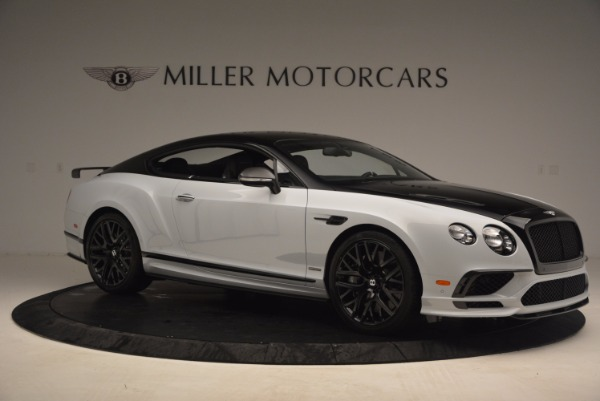 New 2017 Bentley Continental GT Supersports for sale Sold at Aston Martin of Greenwich in Greenwich CT 06830 10